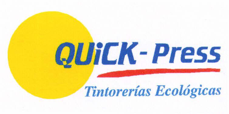 QUICK-Press Tintorerías Ecológicas