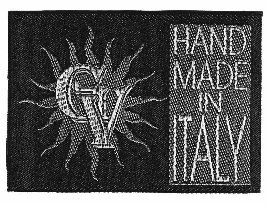GV HANDMADE IN ITALY