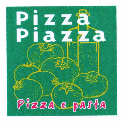 Pizza Piazza PIZZA e pAstA