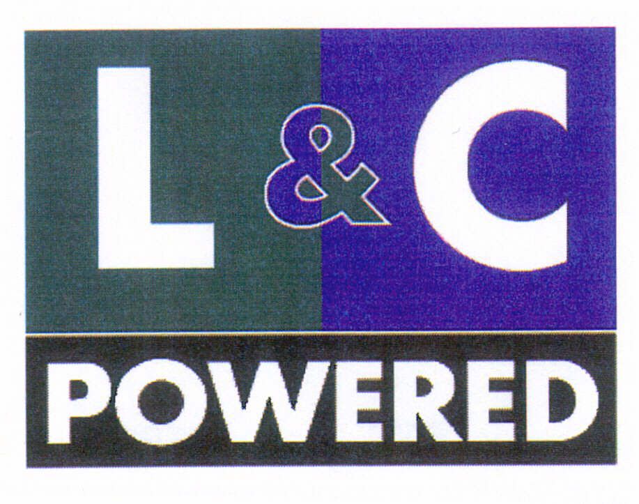 L C POWERED