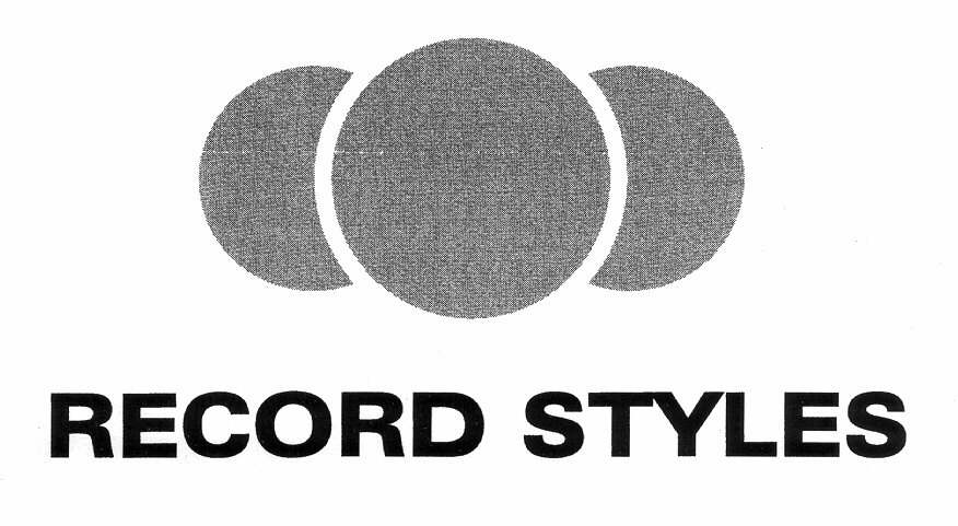 RECORD STYLES