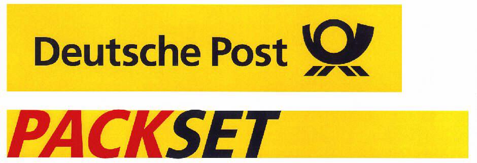 Deutsche Post PACKSET