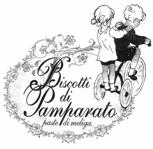 Biscotti di Pamparato paste di meliga