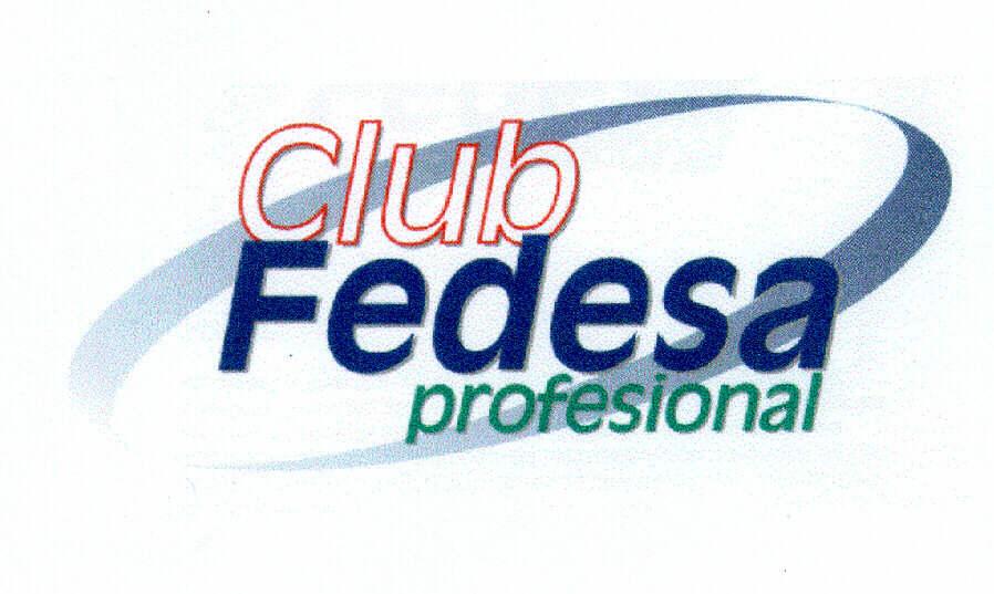 Club Fedesa profesional