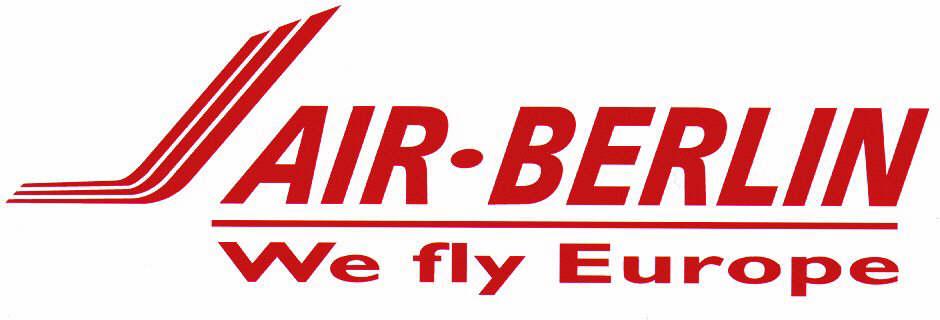 AIR·BERLIN We fly Europe