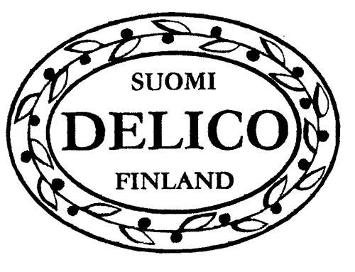 DELICO SUOMI FINLAND