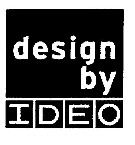 design by IDEO
