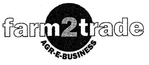 farm2trade AGR-E-BUSINESS