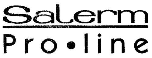 Salerm Pro·line