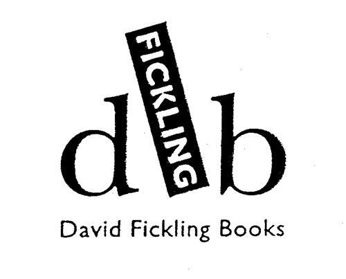 d FICKLING b David Fickling Books