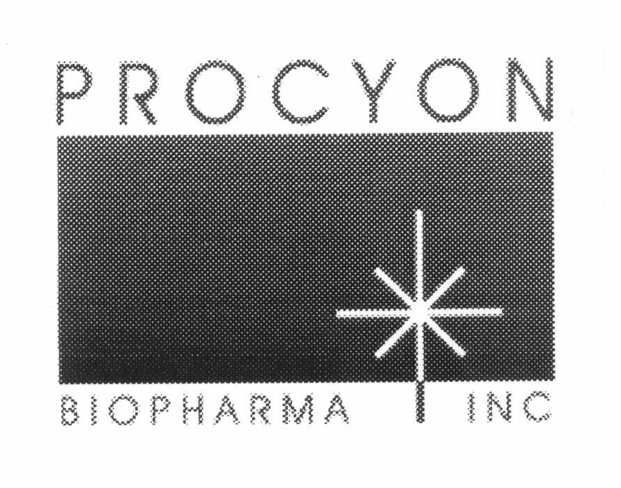 PROCYON BIOPHARMA INC