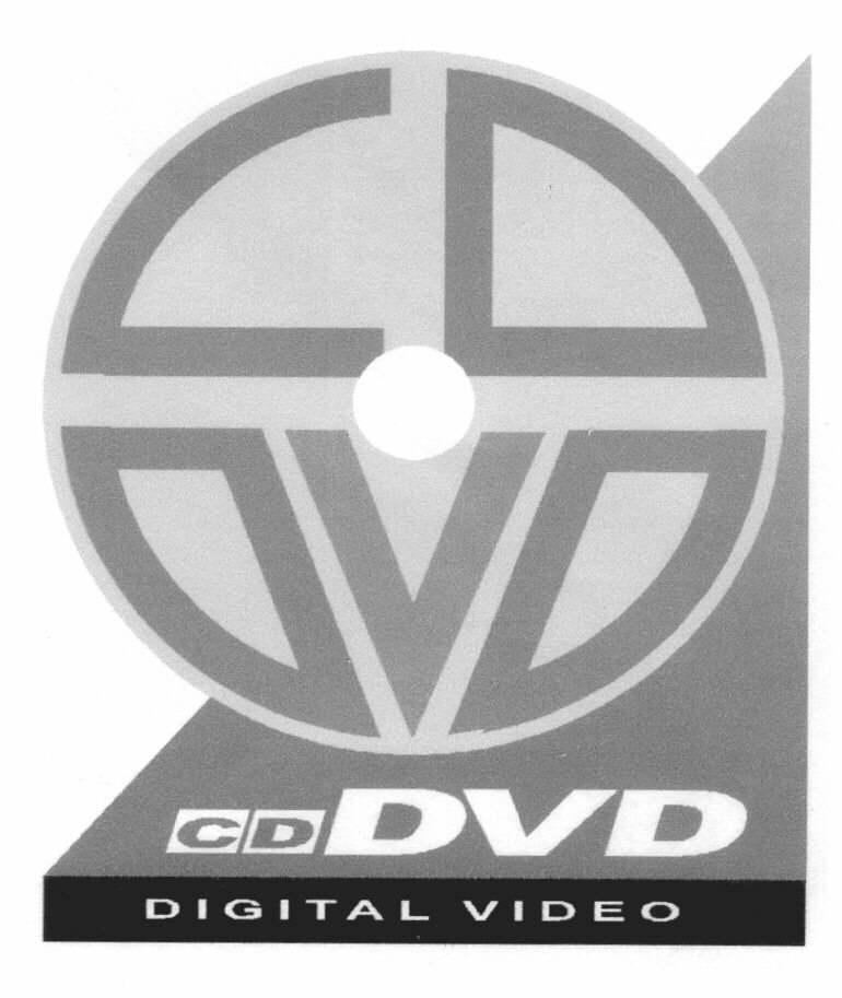 CDDVD DIGITAL VIDEO