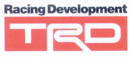Racing Development TRD
