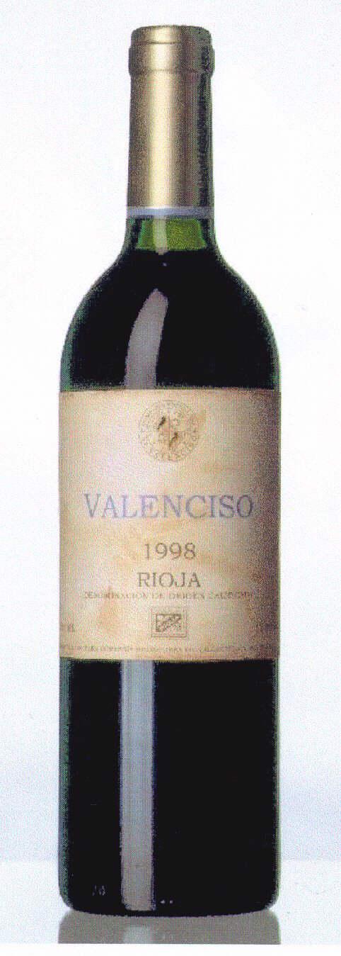VALENCISO 1998 RIOJA