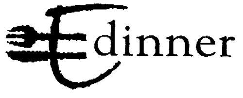 €dinner