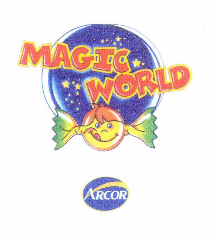 MAGIC WORLD ARCOR