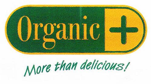 Organic + More than delicious!