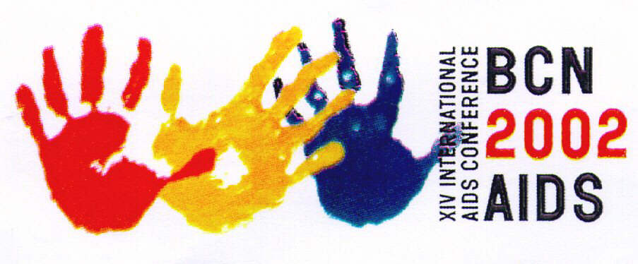 XIV INTERNATIONAL AIDS CONFERENCE BCN 2002 AIDS