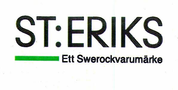 ST:ERIKS Ett Swerockvarumärke