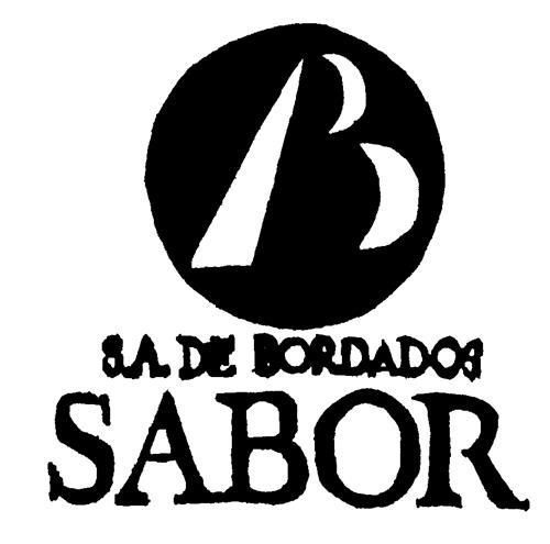 S.A. DE BORDADOS SABOR