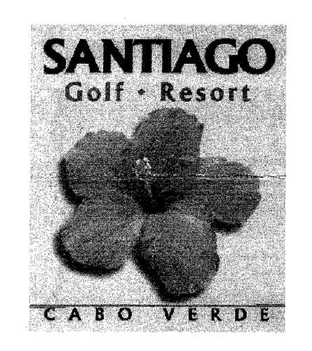 SANTIAGO Golf Resort CABO VERDE