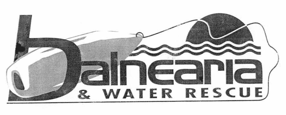 balnearia & WATER RESCUE