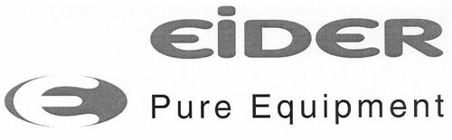 EIDER E Pure Equipment