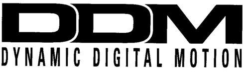 DDM DYNAMIC DIGITAL MOTION