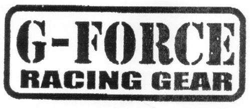G-FORCE RACING GEAR