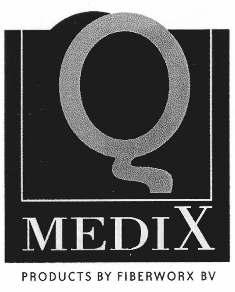 QMEDIX PRODUCTS BY FIBERWORX BV
