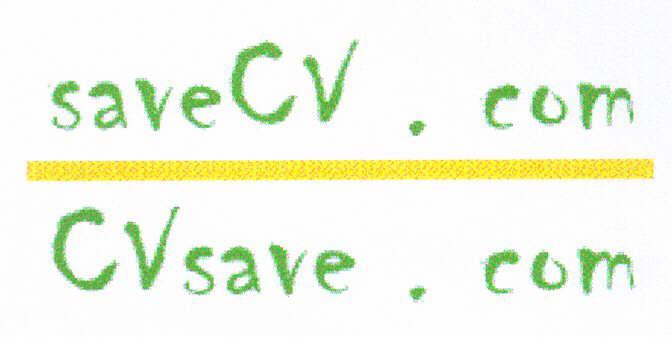 saveCV.com CVsave.com