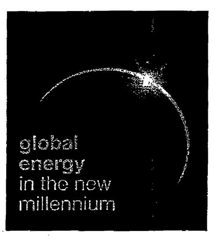 global energy in the new millennium
