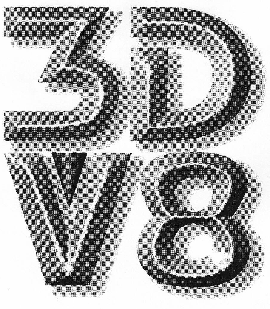 3D V8
