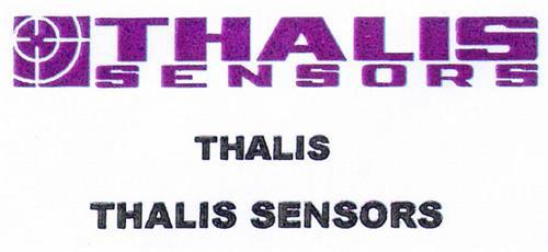 THALIS SENSORS THALIS THALIS SENSORS