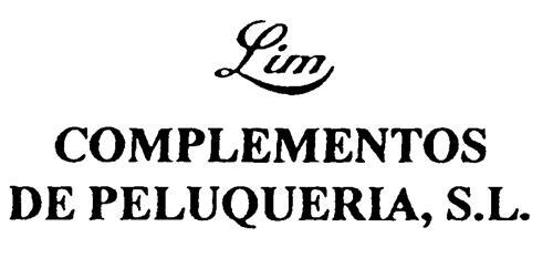 Lim COMPLEMENTOS DE PELUQUERIA, S.L.