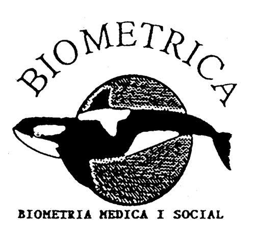 BIOMETRICA BIOMETRIA MEDICA I SOCIAL