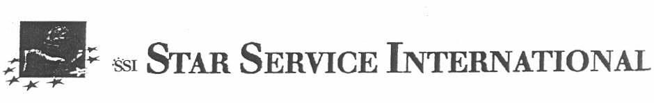 SSI STAR SERVICE INTERNATIONAL