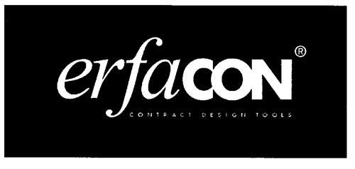 erfacon CONTRACT DESIGN TOOLS