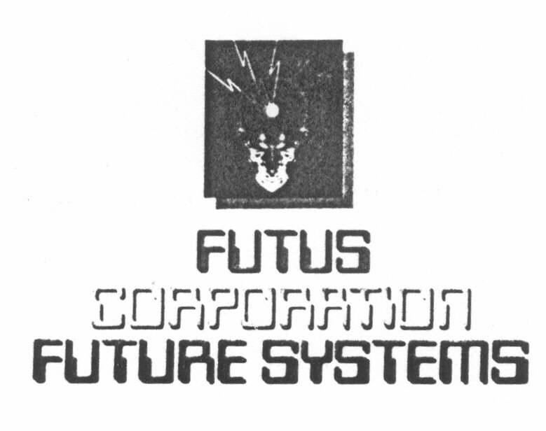 FUTUS CORPORATION FUTURE SYSTEMS