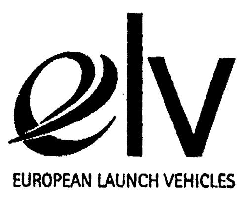 elv EUROPEAN LAUNCH VEHICLES