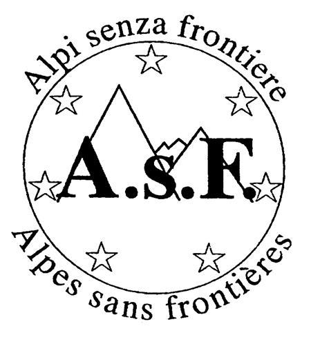 A.s.F. Alpi senza frontiere Alpes sans frontières