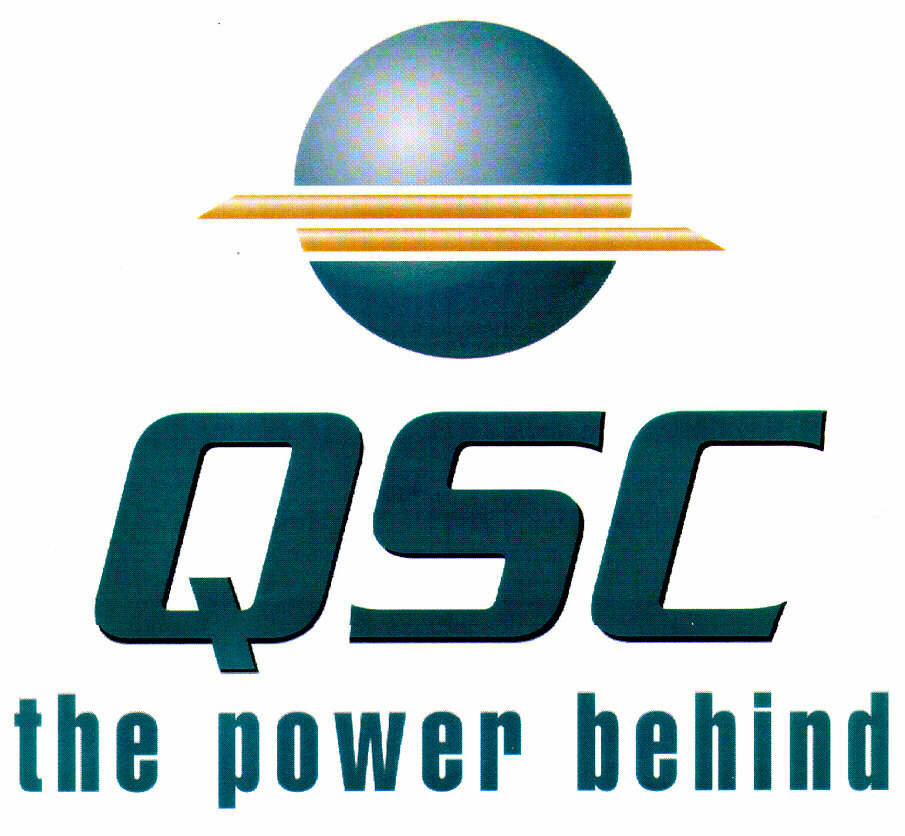 QSC the power behind