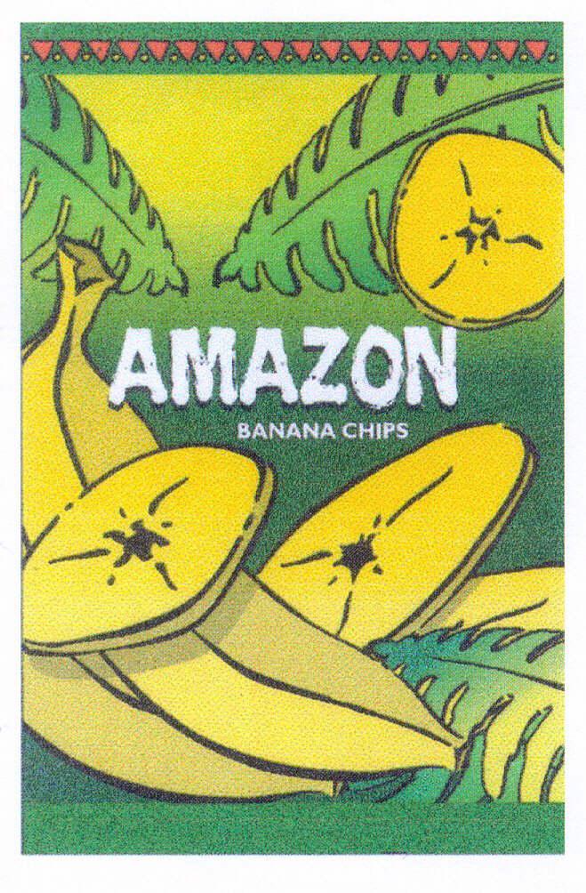 AMAZON BANANA CHIPS