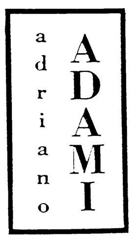 adriano ADAMI