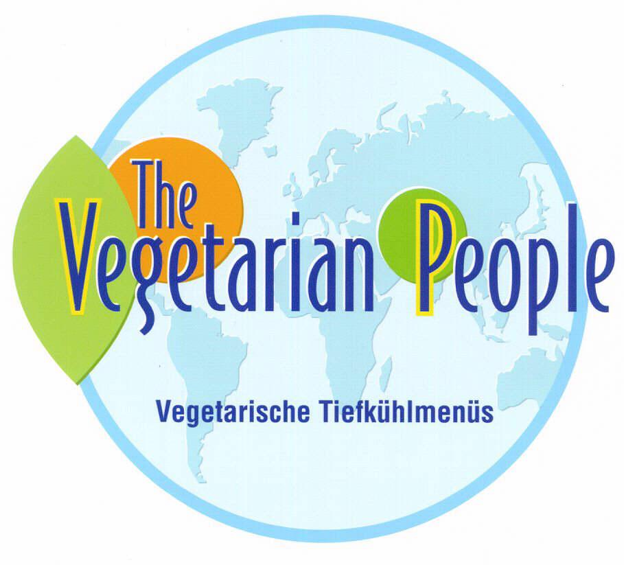 The Vegetarian People Vegetarische Tiefkühlmenüs