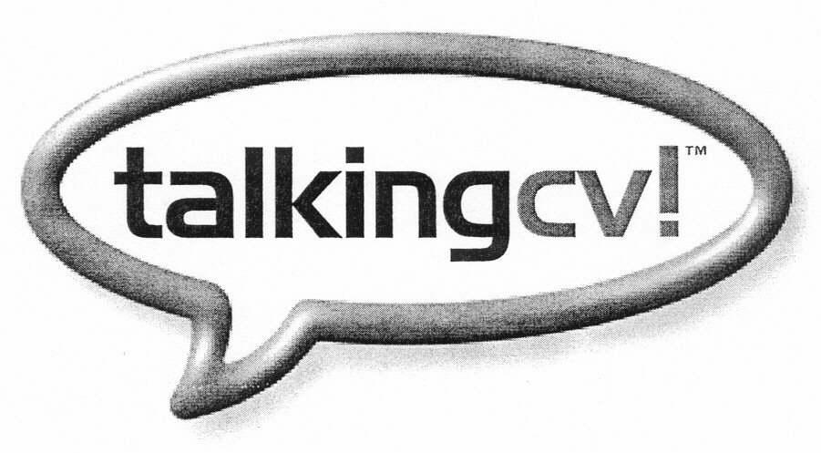 talkingcv!