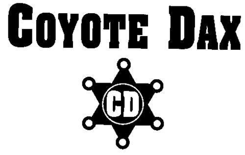 COYOTE DAX CD