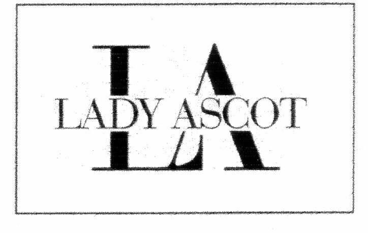 LA LADY ASCOT