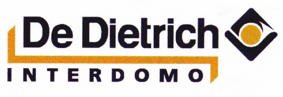 De Dietrich INTERDOMO