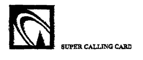SUPER CALLING CARD